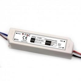 LED Захранване EMC - 60W 12V 5A пластик IP67