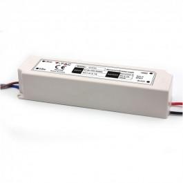 LED Захранване EMC - 100W 12V 8A пластик IP67