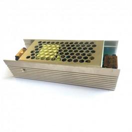 LED Slim Захранване - 75W 12V 6A Метал
