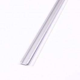 Алуминиев Профил Мат 2000 x 24.7 x 7мм