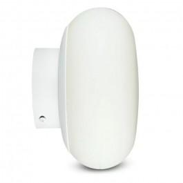 12W LED Стенна Лампа Бяла Димираща 3000K