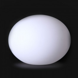 LED Лампа Овална Топка RGB 20*14CM