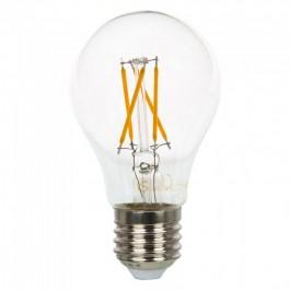 LED Крушка - 4W Filament E27 A60 Топло бяла светлина, Димираща