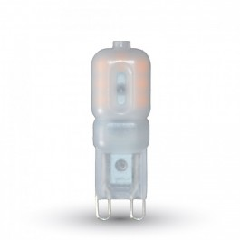 LED Крушка - 2.5W 230V G9 Неутрално бяла светлина