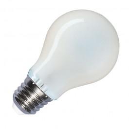 LED Крушка - 8W Винтидж Мат E27 A67 Бяла светлина