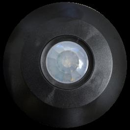 Тяло с въртяща глава и инфраред датчик за движение - Черно тяло