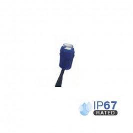 LED Модул 0.24W 5050 SMD Единичен IP68, Синя светлина