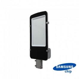 LED Улична Лампа SAMSUNG ЧИП - 150W Сиво Тяло 4000К