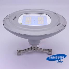LED Улична Лампа SAMSUNG Чип - 100W 4000K 302Z+ Class II Type 3M Inventonics 0-10V