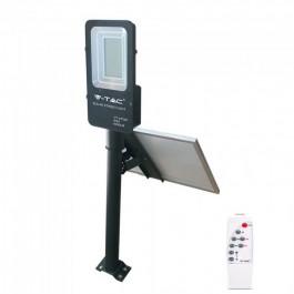 50W Улична Лампа Соларна 6000К