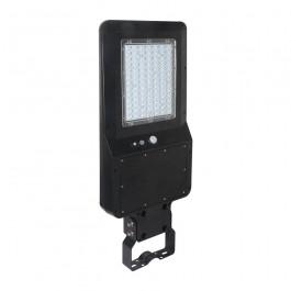 40W Улична Лампа Соларна Черно Тяло 4000К 120lm/W