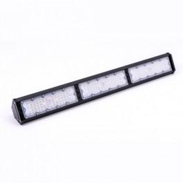 150W LED Линейна Камбана Черна 6000К