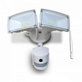 18W LED Прожектор с WiFi Сензор Камера