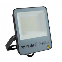 50W LED Прожектор Черно Тяло 6400K 160 lm/W