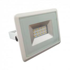 10W LED Прожектор Бяло тяло Топло бяла светлина