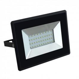 30W LED Прожектор Е-Series Черно Тяло Бяла светлина