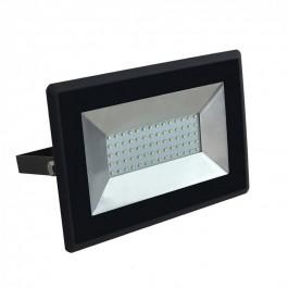 50W LED Прожектор E-Series Черно Тяло Бяла светлина