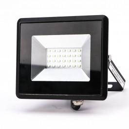 20W LED Прожектор E-Series Черно Тяло Зелен IP65