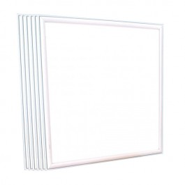 LED Панел 45W UGR 600 x 600 mm Студено бяла светлина c Драйвер 6 бр./СЕТ