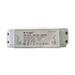 45W Драйвър за LED Панел Flicker  A++