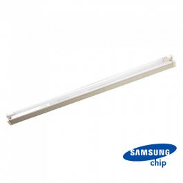 18W LED Единично Тяло За Пура SAMSUNG Чип 120см Неутрално бяла светлина