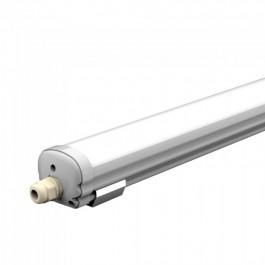 LED Влагозащитено тяло X-Серия 1200mm 24W 6500K 160 lm/W