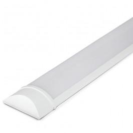 30W LED Линейно Тяло Пластик 120см 64600К 160LM/W 5 Г. Гаранция