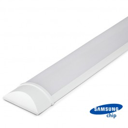 50W LED Grill Fitting SAMSUNG Chip 150cm 120 lm/Watt 4000K