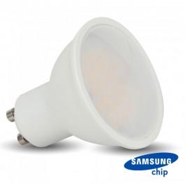 LED Крушка - SAMSUNG ЧИП 10W GU10 6400K