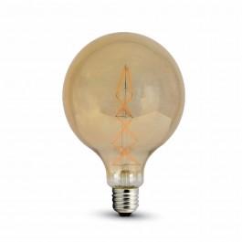 LED Крушка 8W Filament E27 G125 3000K