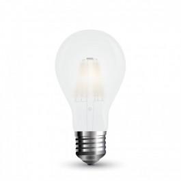 LED Крушка - 9W Винтидж Мат E27 A67 Топло бяла светлина