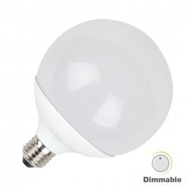 LED Крушка - 13W G120 E27 Неутрално бяла светлина Димираща