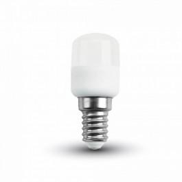 LED Крушка 2W E14 ST26 Пластик Топло бяла светлина