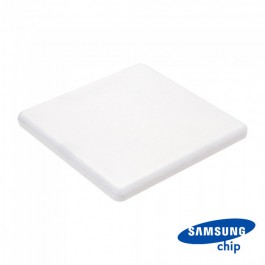 12W LED Регулируем Панел SAMSUNG Чип Квадрат 6400К