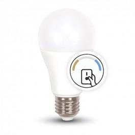 LED Крушка 9W А60 Е27 Смяна на цвета