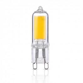 2W LED Крушка 230V G9 Пластик Бяла светлина