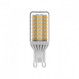 LED Крушка - 5W G9 Пластик 3000К Димираща