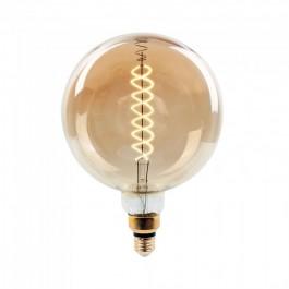 LED Крушка - 8W Filament E27 G200 Димираща 2000К