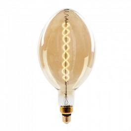 LED Крушка - 8W Двоен Filament Е27 BF180 Димираща 2000К