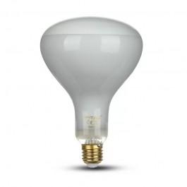LED Крушка 8W Filament E27 R125 Димиращ 6500K