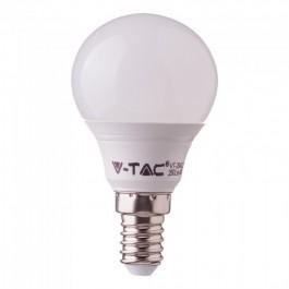 LED Крушка - 5.5W E14 P45 6400K CRI 95+