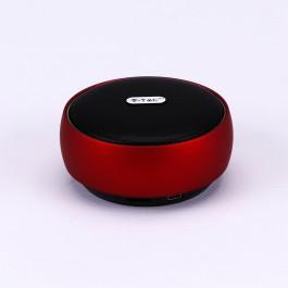 Преносима Bluetooth Колона Micro USB - 800mah Червена