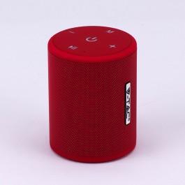 Преносима Bluetooth Колона Micro USB - 1500mah Червена