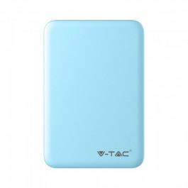 Външна Батерия 5000mAh Синя