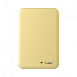Външна Батерия 5000mAh Жълта