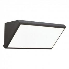 12W Фасаден Аплик Ъглов IP65 Топло бяла светлина
