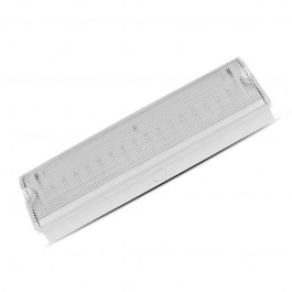 3W Emergency Exit Light 12 Hours Charging 6000K