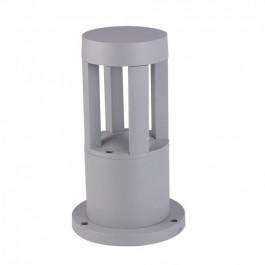 10W Стенна Лампа Сиво Тяло 25см 3000К