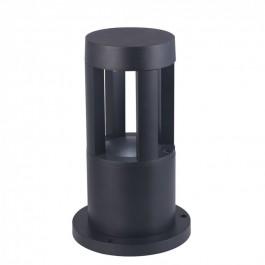 10W Стенна Лампа Черно Тяло 25см 4000К