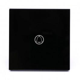 Звънец Ключ Touch Черен